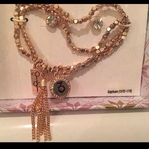 🌺3 for $20🌺 JS zodiac gold beaded bracelet